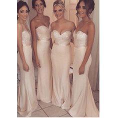 Sweetheart Bridesmaid Dresses, Lace Bridesmaid Dresses, Jersey Bridesmaid Dresses, Popular Bridesmaid Dresses, Cheap Bridesmaid Dresses,PD190199