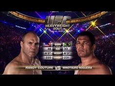 Fight Night Abu Dhabi Free Fight: Nogueira vs. Couture