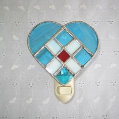 Heart Night Light