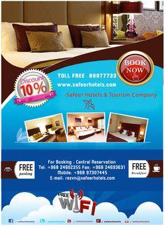 Safeer Hotels & Tourism Company -muscat,omanbit.ly/QBydWK #Safeer #Hotels #Luxury #Best #muscat #oman #alkhuwair #Safeerhotels #MeetingRooms #functions #birthday #parties #marriage #Rooms #Food #Restaurant #banquets #buffet #Suites