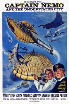 Captain Nemo and the Underwater City (1969)