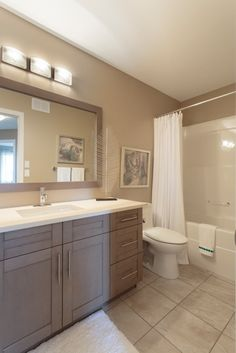 Porchlight Developments is a new home builder that focuses on building amazing communities in Regina and Winnipeg New Home Builders, Small Bathroom, Master Bath, Remodeling, New Homes, Luxury, Small Shower Room, Bathroom Small, New Home Essentials