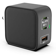 #EASYLONGER #65W #3Port #USBC #WallCharger for #MacBook Iphone Accessories, Iphone 7 Plus, Laptops, Macbook, Computers, Charger, Android, Usb, Mac Book