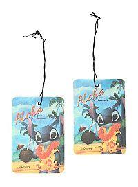 HOTTOPIC.COM - Disney Lilo & Stitch Aloha Air Freshener
