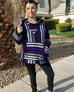 Crochet Jacket Pattern, Crochet Hoodie, Crochet Poncho Patterns, Hoodie Pattern, Crochet Tunic, Crochet Clothes, Crochet Sweaters, Baja Jacket, Pull Up