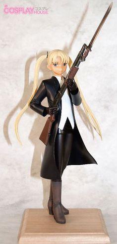 Gunslinger Girl -- Triela Cosplay Costume Version 01 it cost 300$ i want one so bad