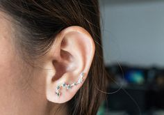 Big Dipper Earrings - LOVE these!
