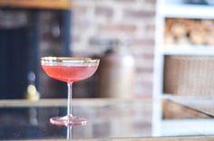 champagne cartlon recipe on the blog #sneakpeek #pinkdrinks #happyhour