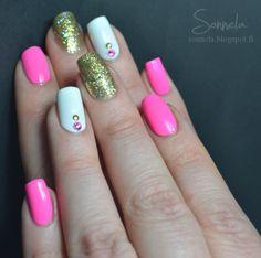 Pinkkiä ja kultaista