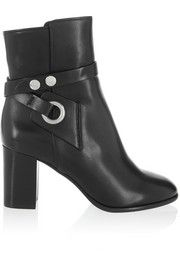 Ashes leather ankle boots Isabel Marant