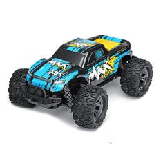 Shopping High Speed Electric Monster Truck Off Road Vehicle RC Car Online - RCBuying Monster Trucks, Rc Autos, Escalade, Off Road, Goods And Services, Rc Cars, High Speed, Tanzania, Philippines