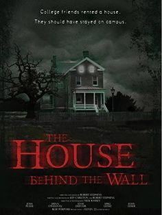 The House Behind the Wall Best Books To Read, I Love Books, Good Books, My Books, Best Horror Movies, Horror Books, Scary Movies, Book Club Books, Book Lists
