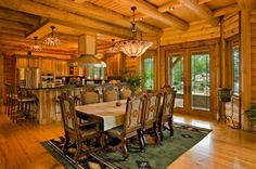 Log Home Decorating - LoveToKnow: Advice women can trust