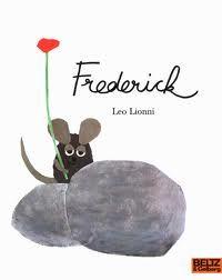 """Soñando sonrisas...: Trabajamos cuento: """"Frederick"""", con marioneta para descargar"""
