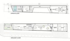 Slice House by Procter-Rihl Architects | HomeDSGN