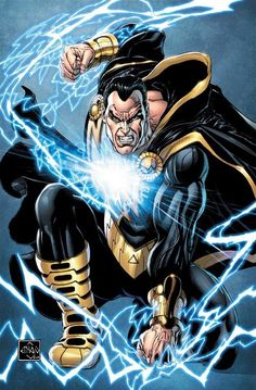 A revived Black Adam teams up with Luthor and the other villains after his defeat by Ultraman.