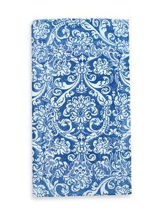 Royal Damask Beach Towel by Fresco Towels
