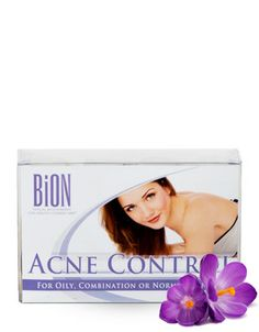 BiONs Acne Control Kit for Oily to Combination Skin. BiON products contain NO benzoyl peroxide.