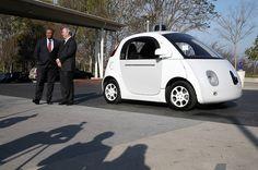 """Ceyhun Kirimli online: Ford ve Google """"Şoförsüz Araba"""" için ortak olma yo..."""