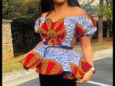 Lovely African Ankara styles 2019: Best Of The Best Ankara Styles And dresses - YouTube Beautiful Ankara Gowns, Beautiful Ankara Styles, Ankara Styles For Kids, Latest Ankara Styles, African Maxi Dresses, African Fashion Ankara, Aso Ebi Styles, Beauty Women, Kids Fashion