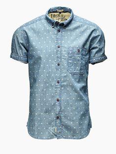 Mono Shirt - Casual style #fashion #style #menswear