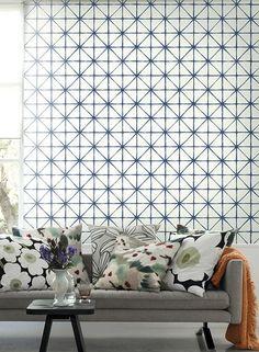 Pick up wallpaper at your local Benjamin Moore Sherwood park