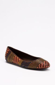 Burberry Woven Flat - Nordstrom
