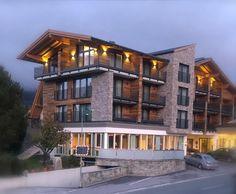 Hotel Stubai (Österreich Schönberg im Stubaital) - Booking.com Buffet, Das Hotel, Restaurant, Berg, Hotels, Mansions, House Styles, Modern