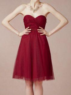 Make a statement in a Red Dress