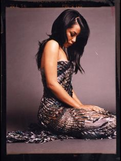 johnluvaaliyah:  the-highest-most-exalted-one:  cametospreadlove:https://www.facebook.com/pages/Aaliyah-Unleashed/262196960832?fref=nf   Wow  That Dress was killer    ♥