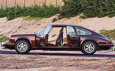 1967 PORSCHE 911 custom limousine