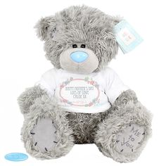 Personalised Me to You Bear http://www.wedding-giftsonline.co.uk/me-to-you-floral-bear-3892-p.asp