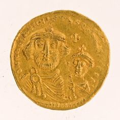 Online Discount Smart Gold Byzantine Solidus Of Heraclius Showing Three Emperors Coins: Ancient Coins & Paper Money