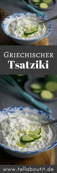 Diesen köstlichen Joghurtdip kennt wirklich jedes Kind. Aber wie wird es von echten Griechen eigentlich zubereitet und was gibt es zu beachten? Wie gelingt er dir zuhause in und nur wenigen Minuten? Das Rezept schmeckt köstlich und braucht nur ein paar Minuten für die Zubereitung. Dieses Rezept muss du unbedingt ausprobieren, denn der Tsatziki schmeckt absolut köstlich!