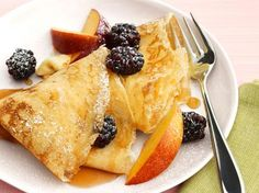 Swedish Pancakes Recipe | Food Network Kitchen | Food Network