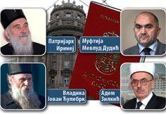 Poglavari verskih zajednica u Srbiji moći će da putuju po povlašćenom tretmanu, jer će uz sebe, po odluci ministra spoljnih poslova, imati diplomatske pasoše