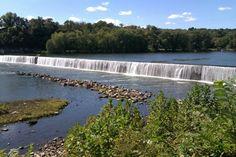 Dam #5, Along C canal in Williamsport, Md
