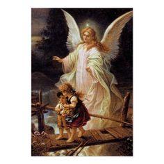Poster do anjo-da-guarda