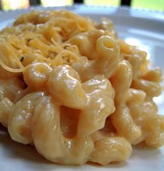One Pot Mac & Cheese. tried it...LOVED IT! Made this tonight and its great!  No more box mac