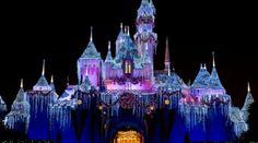 2012 Sleeping Beauty Holiday Castle Disneyland