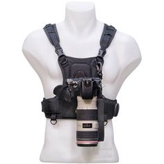 Cotton-Carrier-Vest-system-for-1-camera-New-Release