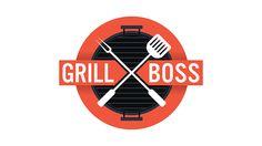 Grill Boss Logo on Behance