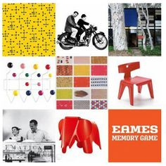 Eames Memory Game :: the mental_floss store