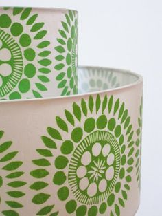 print & pattern blogs LAMPSHADES by jeanne mcgee