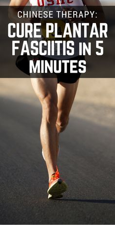 Chinese Therapy: How To Cure Plantar Fasciitis (Heel Pain) in 5 minutes - Health and Remedies Plantar Fasciitis Stretches, Plantar Fasciitis Exercises, Plantar Fasciitis Treatment, Plantar Fasciitis Shoes, Running With Plantar Fasciitis, Facitis Plantar, K Tape, Heel Pain, Foot Pain
