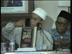 Dialog ISLAM dan KRISTEN Part 3 of 3