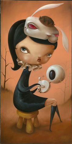 by Kathie Olivas #kathieolivas #circusposterus