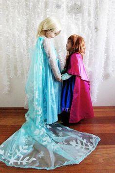Frozen Birthday Party Celebration via Kara's Party Ideas KarasPartyIdeas.com #frozen #frozenparty #karaspartyideas Printables, desserts, supplies, invitations, and more! (17)