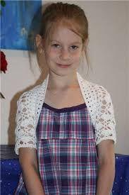 Картинки по запросу болеро крючком для девочки 8 лет