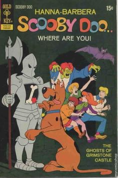 "Gold Key Scooby Doo… Where Are You Comic ""The Ghosts of Grimstone Castle"" – Paris Disneyland Pictures Vintage Cartoons, Vintage Comic Books, Old Cartoons, Vintage Comics, Vintage Disney Posters, Room Posters, Poster Wall, Poster Prints, Bedroom Wall Collage"